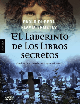 El laberinto de los libros secretos - Xlibros