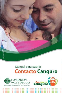 Manual para padres • Contacto Canguro