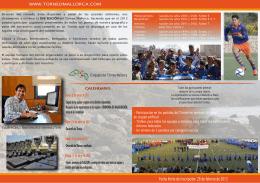 FOLLETO Calvia Cup 2012 1