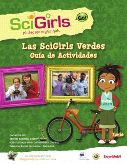 Las SciGirls Verdes