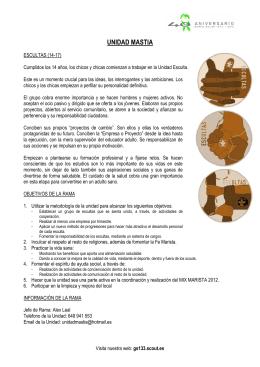 Folleto Ronda Solar Borrador 2011-2012