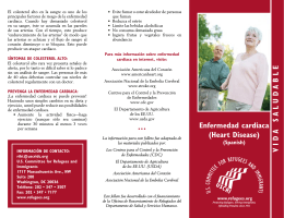 Heart Disease - Affinity Health System