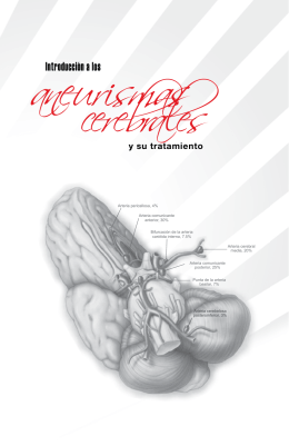 aneurismas - The Brain Aneurysm Foundation