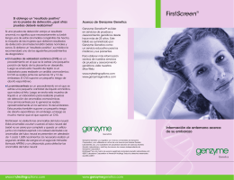 FirstScreen® - Allina Health