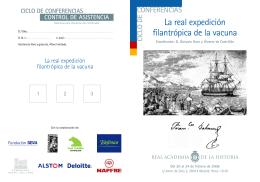 Vacuna - Folleto.pmd - Real Academia de la Historia