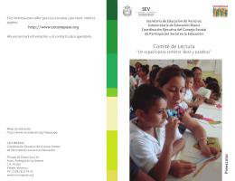 folleto lectura preescolar 18062014