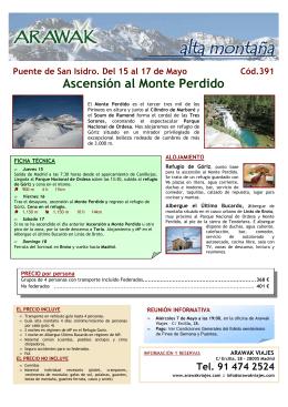 391. Ascensión Monte Perdido _no ok
