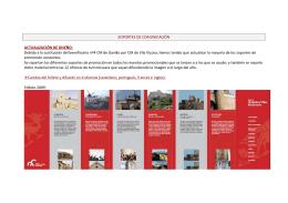 SOPORTES DE COMUNICACIÓN