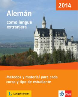 Alemán - Klett Sprachen