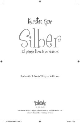 Primeros capítulos de Silber