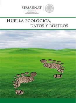 Huella ecológica - Secretaría de Medio Ambiente y Recursos