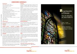 Peregrinación a Polonia - UPA Cristo