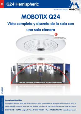 MOBOTIX Q24 - PLC Madrid