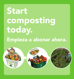 Start composting today.