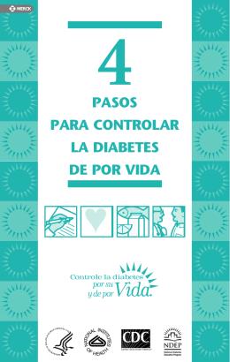 pasos para controlar la diabetes de por vida