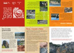 Descargar folleto de Geo-Rutas - Página Web Oficial de Molina y el