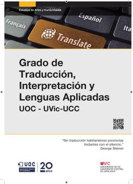 Descargate el folleto informativo del programa
