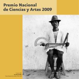 folleto PNCyA 09 - Consejo Nacional para la Cultura y las Artes