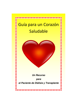 Heart Brochure Spanish C5 Final