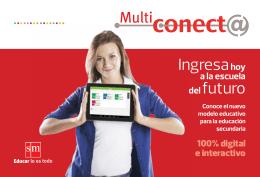 folleto - Ediciones SM