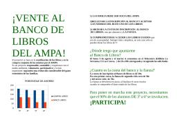folleto informativo - Ayuntamiento de Villar del Arzobispo