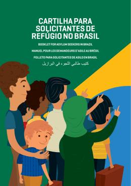 Cartilha para Solicitantes de Refúgio no Brasil