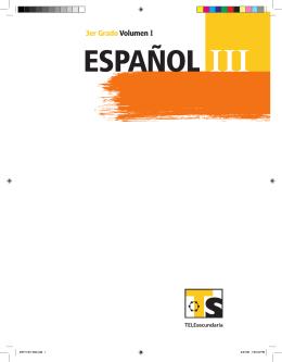 Pág. 1-30 - Telesecundaria - Secretaría de Educación Pública