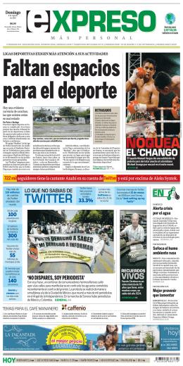 NOQUEA - Periódico Expreso