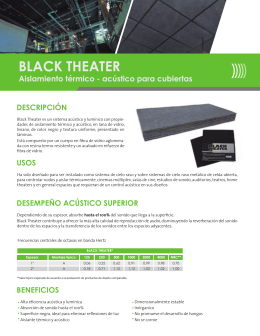 Folleto Black Theater web