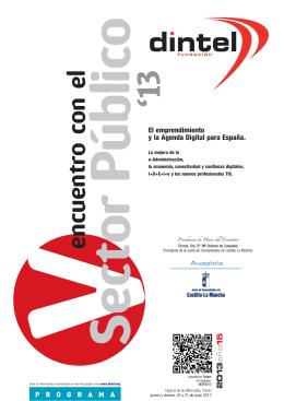 Folleto ESP 2013 210x297 - Colegio Oficial de Ingenieros Técnicos