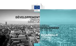 desarrollo urbano en la UE