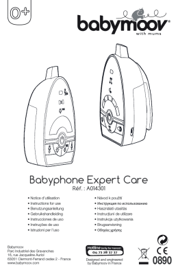 A014301-Babyphone Expert Care-Notice_Mise en page 1