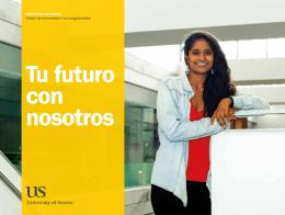 Tu futuro con nosotros