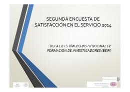 Aspectos Suceptibles de Mejora 2014 - cofaa -- ipn