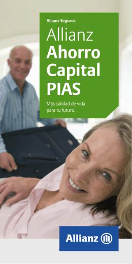 Allianz Ahorro Capital PIAS