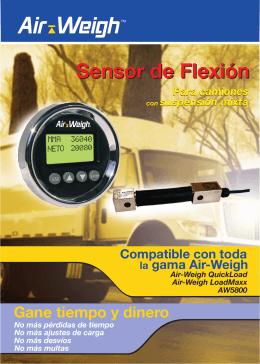 Folleto Sensor de Flexion - Air