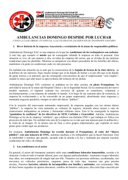 version acortada folleto informativo usuarias transporte sanitario