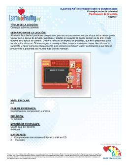 eLearning Kit©: Información sobre la transformación Consejos
