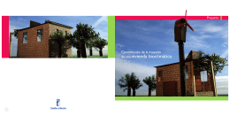 Folleto Casa Bioclimatica.indd