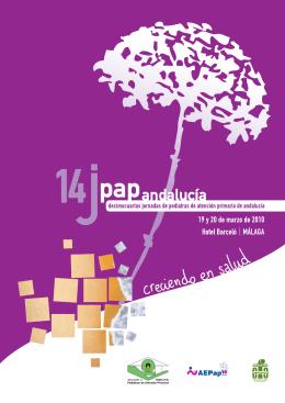 Folleto MALAGA AP - Asociación de Pediatras de Atención Primaria