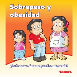 Sobrepeso y obesidad Sobrepeso y obesidad
