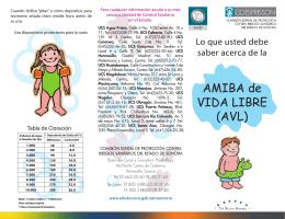 FOLLETO AVL copia - Secretaría de Salud de Sonora
