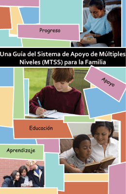MTSS - Amazon Web Services