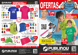 PUBLINOU FOLLETO VERANO 2015.cdr