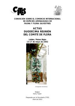 Actas - Cites