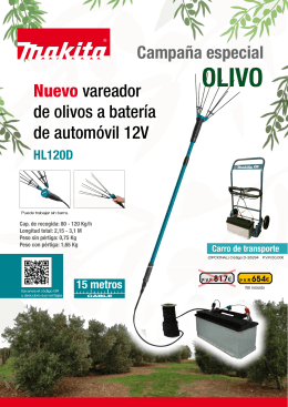 Campaña especial OLIVO
