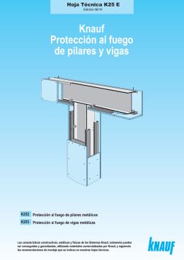 K25 Protección al fuego de pilares y vigas b.indd