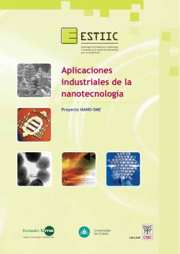 Aplicaciones industriales de la nanotecnología