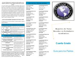 Cuarto Grado - Putnam City Schools