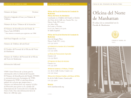 Oficina del Norte de Manhattan